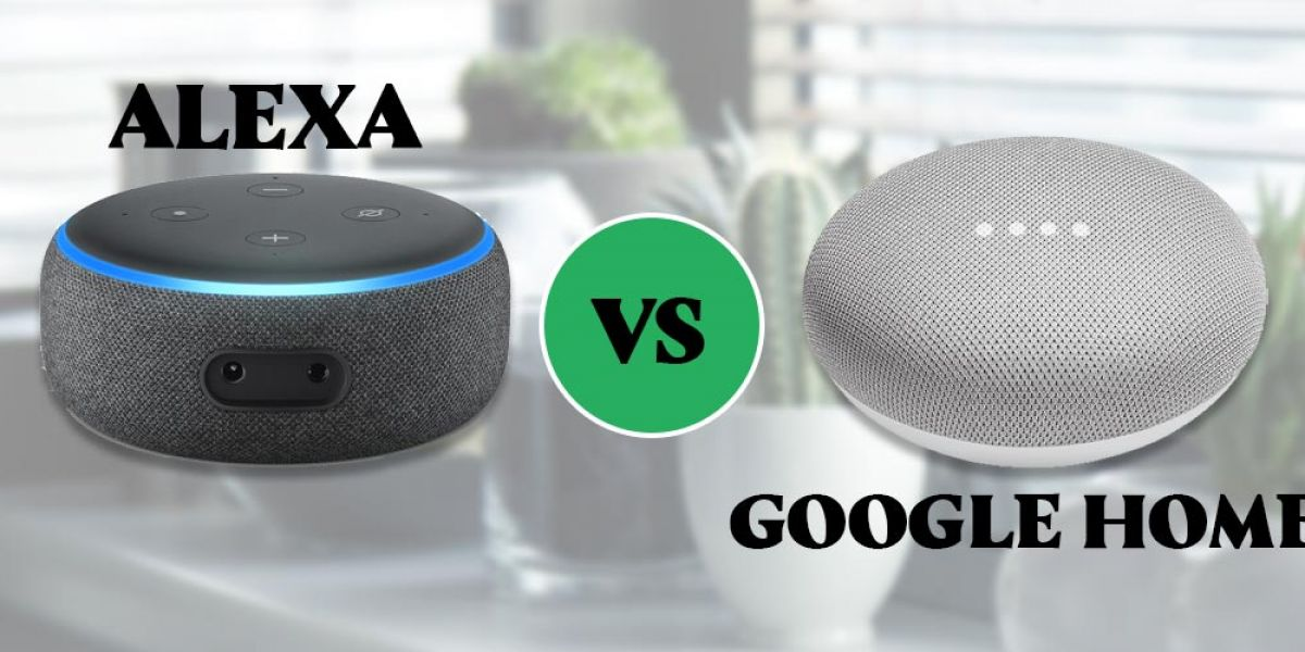 alexa vs google home differenze
