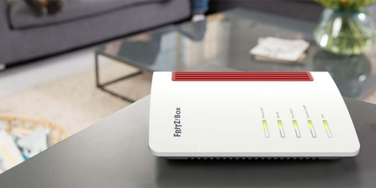 recensione modem router fritz!box 7530