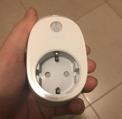 smart plug tp link hs 100
