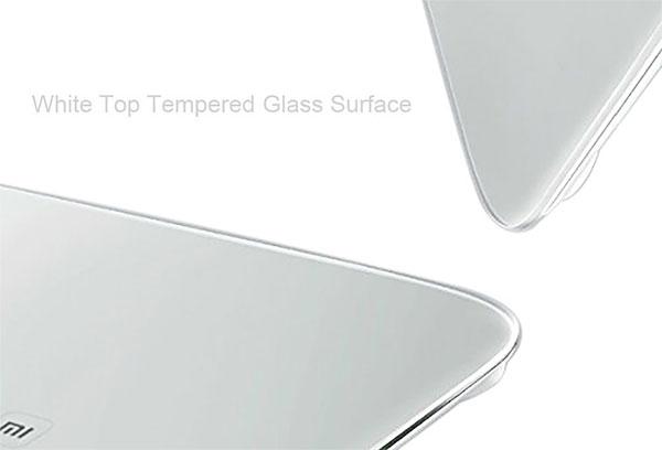 vetro materiale bilancia xiaomi