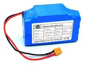batteria litio