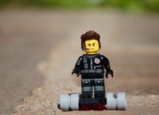come guidare hoverboard