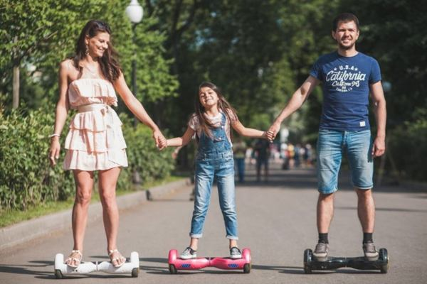 hoverboard bambini