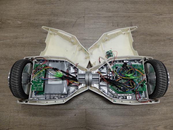 interno hoverboard