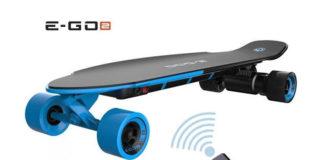 skateboard elettrico 2018
