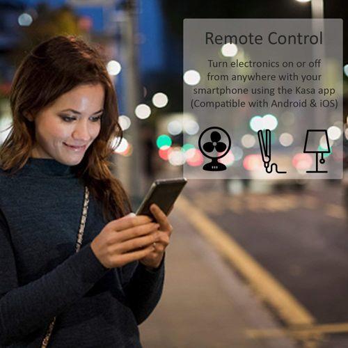 controllo remoto smart plug