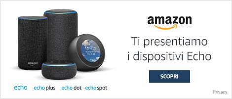 dispositivi amazon echo