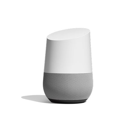 google home dispositivo smart bianco di google