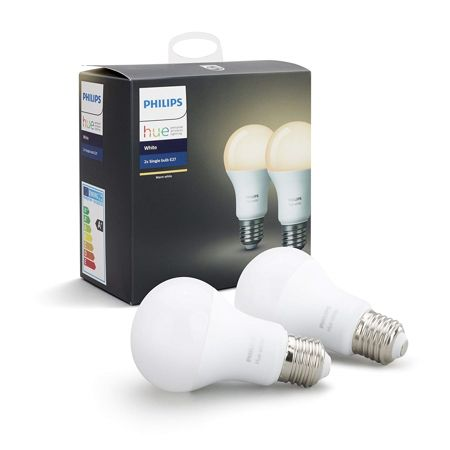 lampadina smart philips hue white