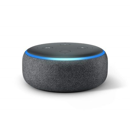 amazon echo dot altoparlante intelligente di amazon