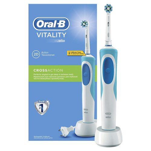 spazzolino elettrico oral-b vitality