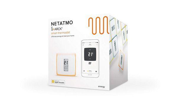 termostato intelligente netatmo che cosa è