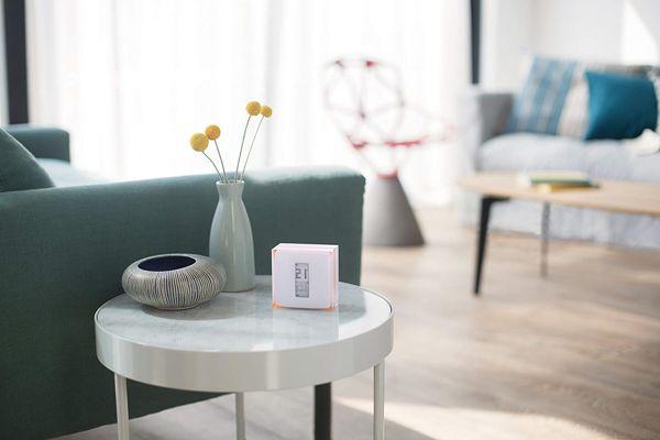 termostato smart netatmo tavolino