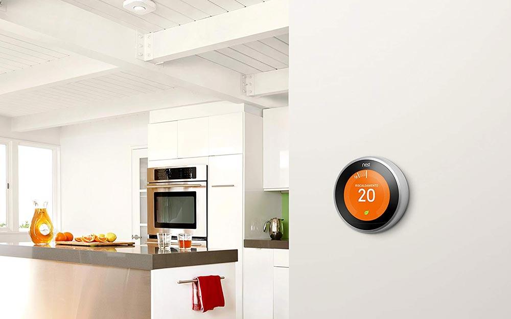 migliori termostati wifi intelligenti