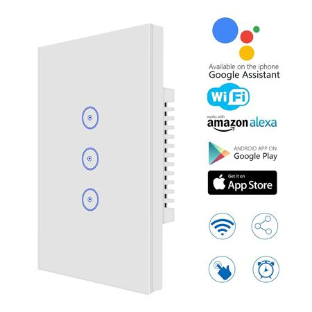 Jinvoo Wifi Smart Light Switch 3