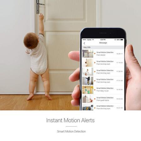 ezcube pro ip baby monitor