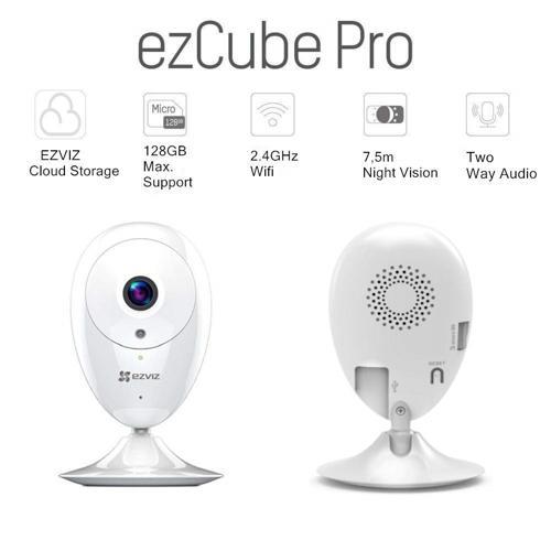 ezviz ezcube pro ip panoramica