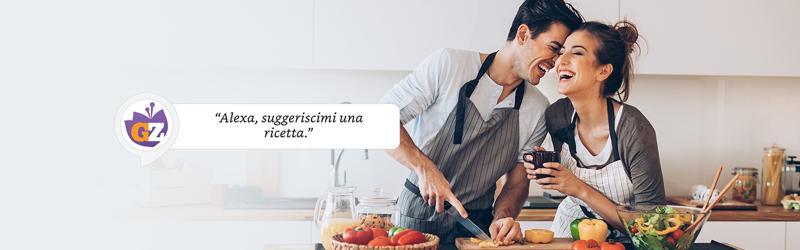 skill alexa cucina