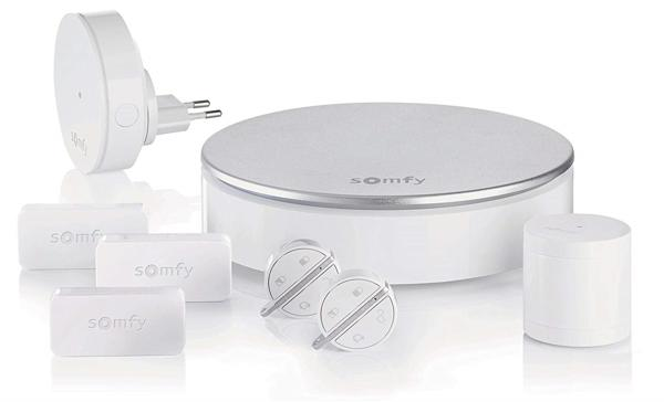 somfy protect home