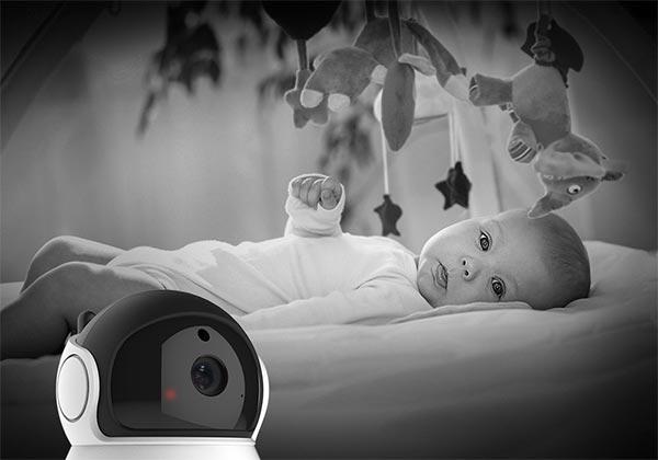 videocamera victure come baby monitor