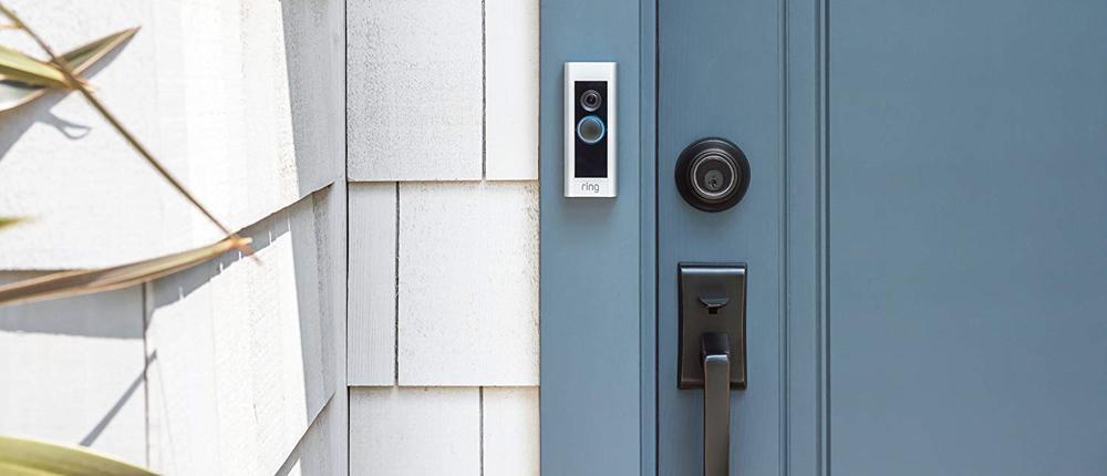 videocitofono smart ring doorbell