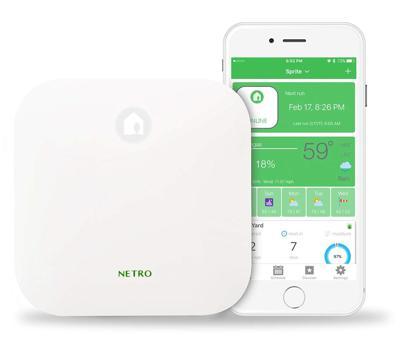 netro sprinkler smart controller wifi