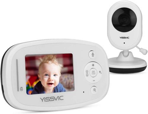 un baby monitor