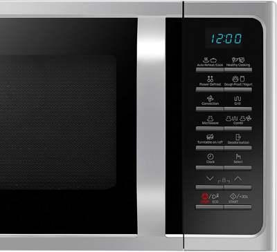programmi del forno a microonde