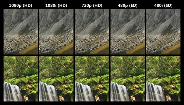 differenze tra full hd e hd ready