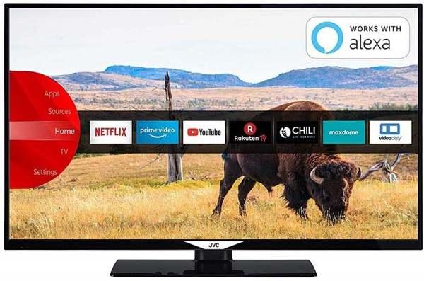 una televisione smart