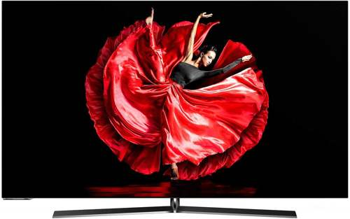 hisense H55O8BE smart tv oled
