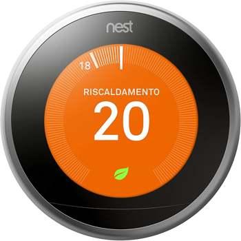 termostato smart wifi nest 3 generazione
