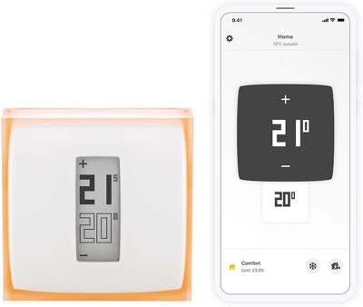 termostato intelligente netatmo