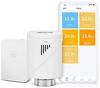 valvola termostatica smart meross