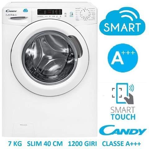 lavatrice candy 1272D3-1-S