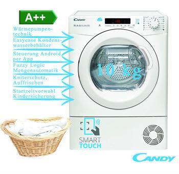 asciugatrice candy cs H10A2DE-S