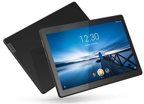 esempio di un tablet