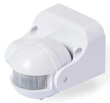 sensore di movimento infrarossi pir