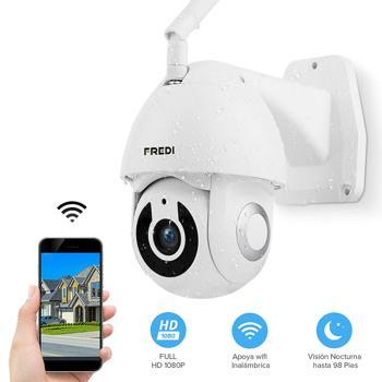 Telecamera di sicurezza IP Fredi 1080p
