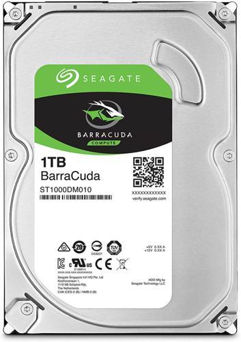 Esempio di un hard disk interno