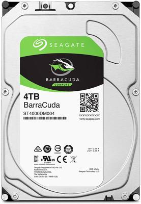 "Seagate barracuda, ST4000DM004, HDD da 4TB, 3,5"" SATA 6 Gb/s"