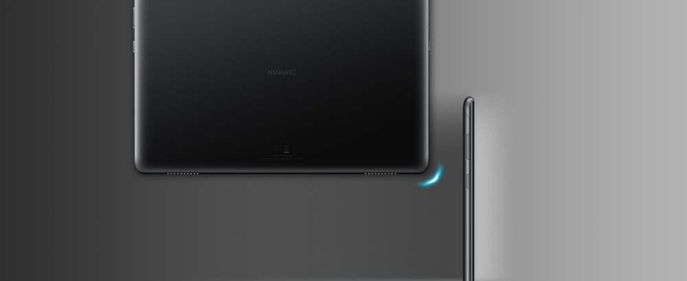 Design del tablet Huawei Mediapad T5