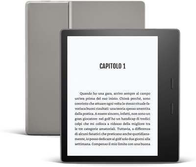 Kindle Oasis (10ª generazione - modello 2019)