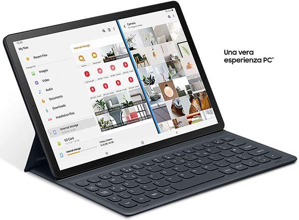 Samsung Galaxy S5e con BookCover venduta separatamente