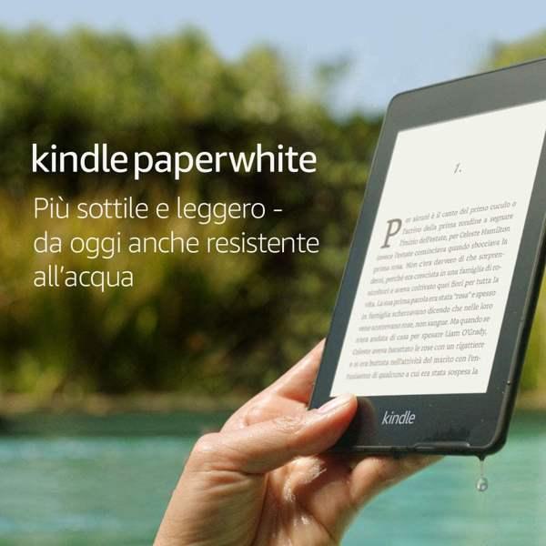 Presentazione del Kindle Paperwhite 2019