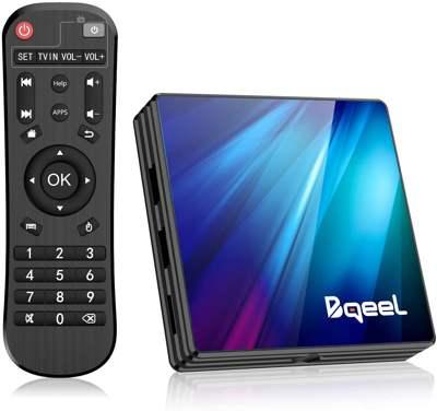 Android TV Bqeel R1 PLUS