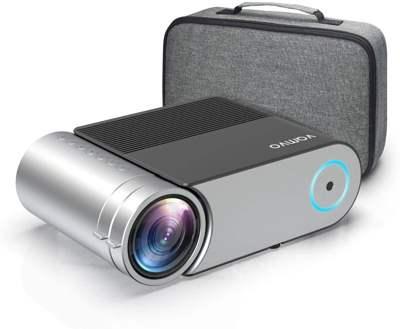 Il videoproiettore portatile Vamvo L4200