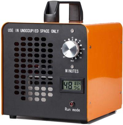 Generatore di ozono ELINP industriale, 10.000 mg / hr