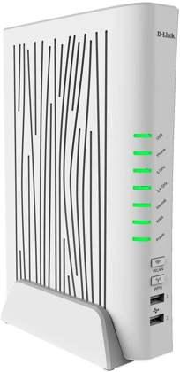 D-Link DVA-5593 Modem Router VoIP