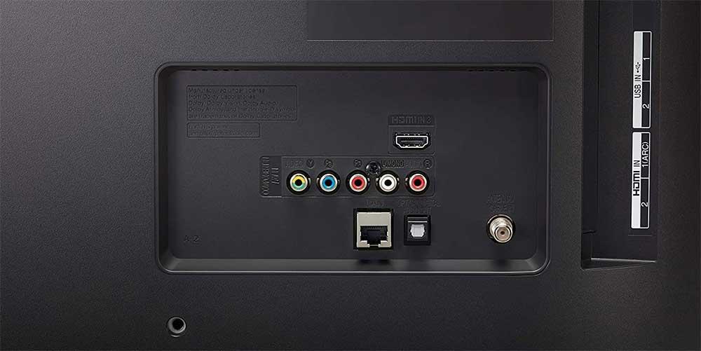 Connettività e porte LG 32LM6300